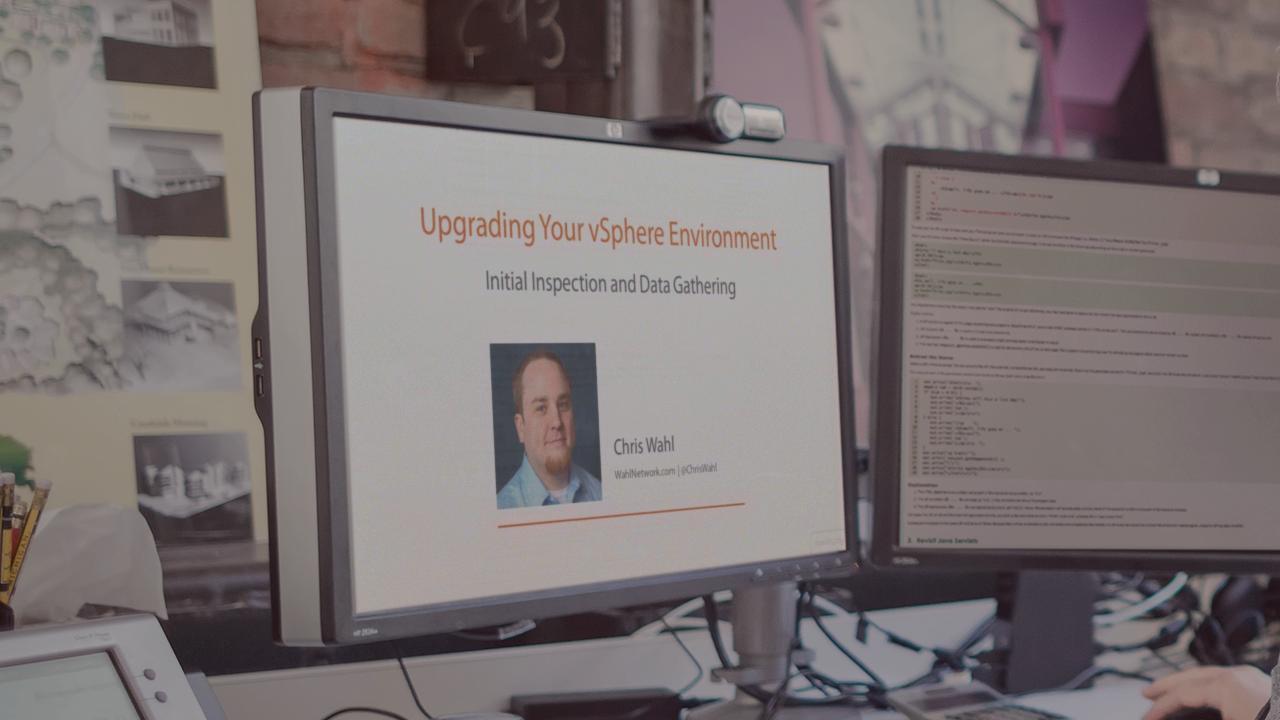 Upgrading Your vSphere Environment | Pluralsight