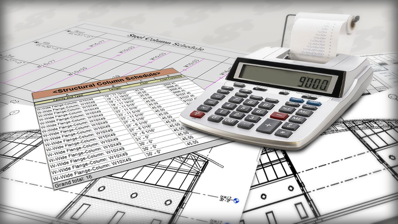 Using Schedules for Material Cost Estimation in Revit | Pluralsight