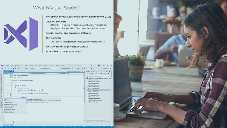 What's New in Visual Studio 2019 - Barry Luijbregts