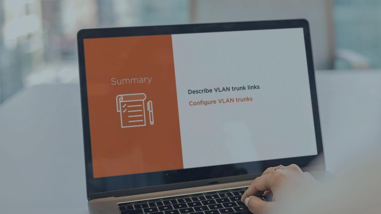Introduction To Vlans For Cisco Ccna 200 125 100 105 Pluralsight How Configure Intervlan Routing On Layer 3 Switches