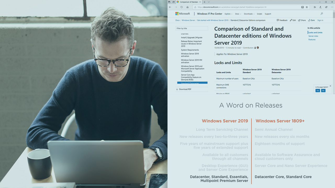 What's New for IT Pros in Windows Server 2019 | Pluralsight