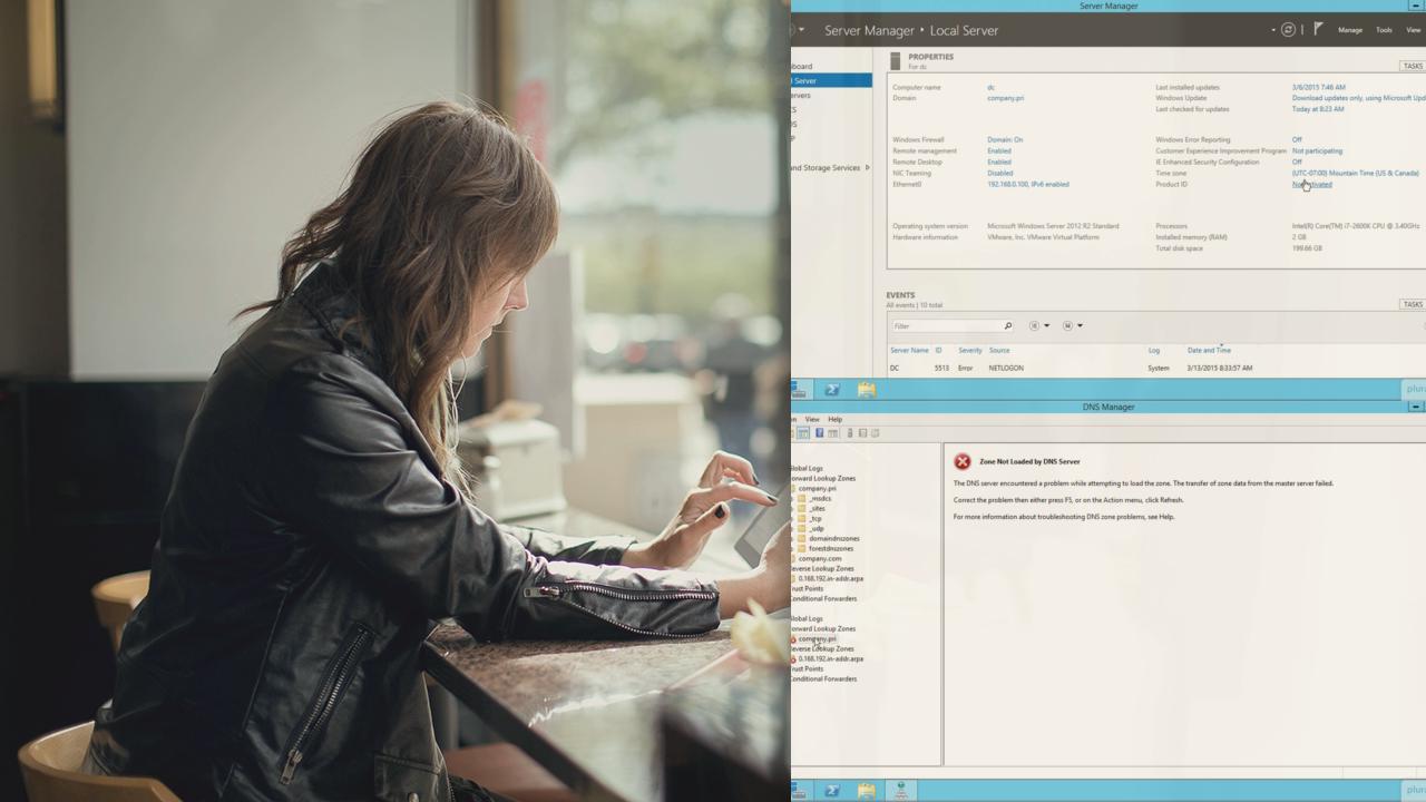 Windows Server 2012 R2 (70-411) Configure Network Services
