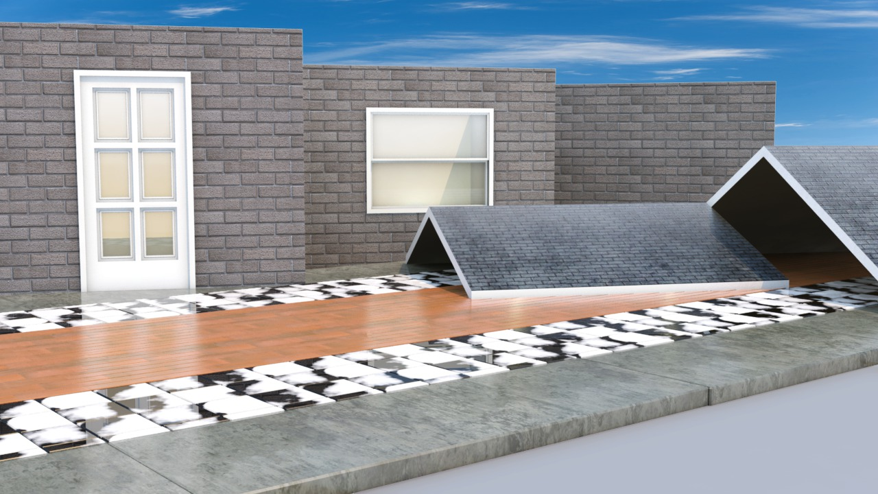 Revit Roof Family