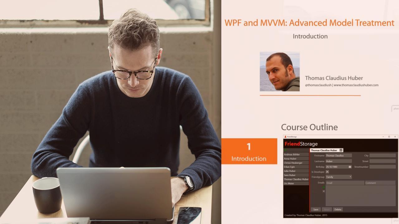 WPF and MVVM: Advanced Model Treatment | Pluralsight