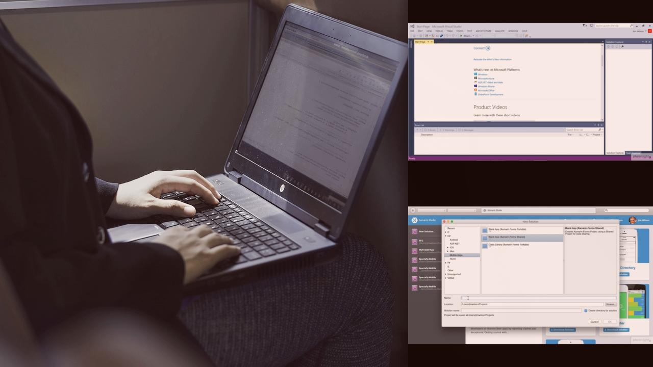 Introduction to Xamarin Forms | Pluralsight