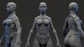 ZModeler Character Workflows in ZBrush and Maya - Rafael Duffie