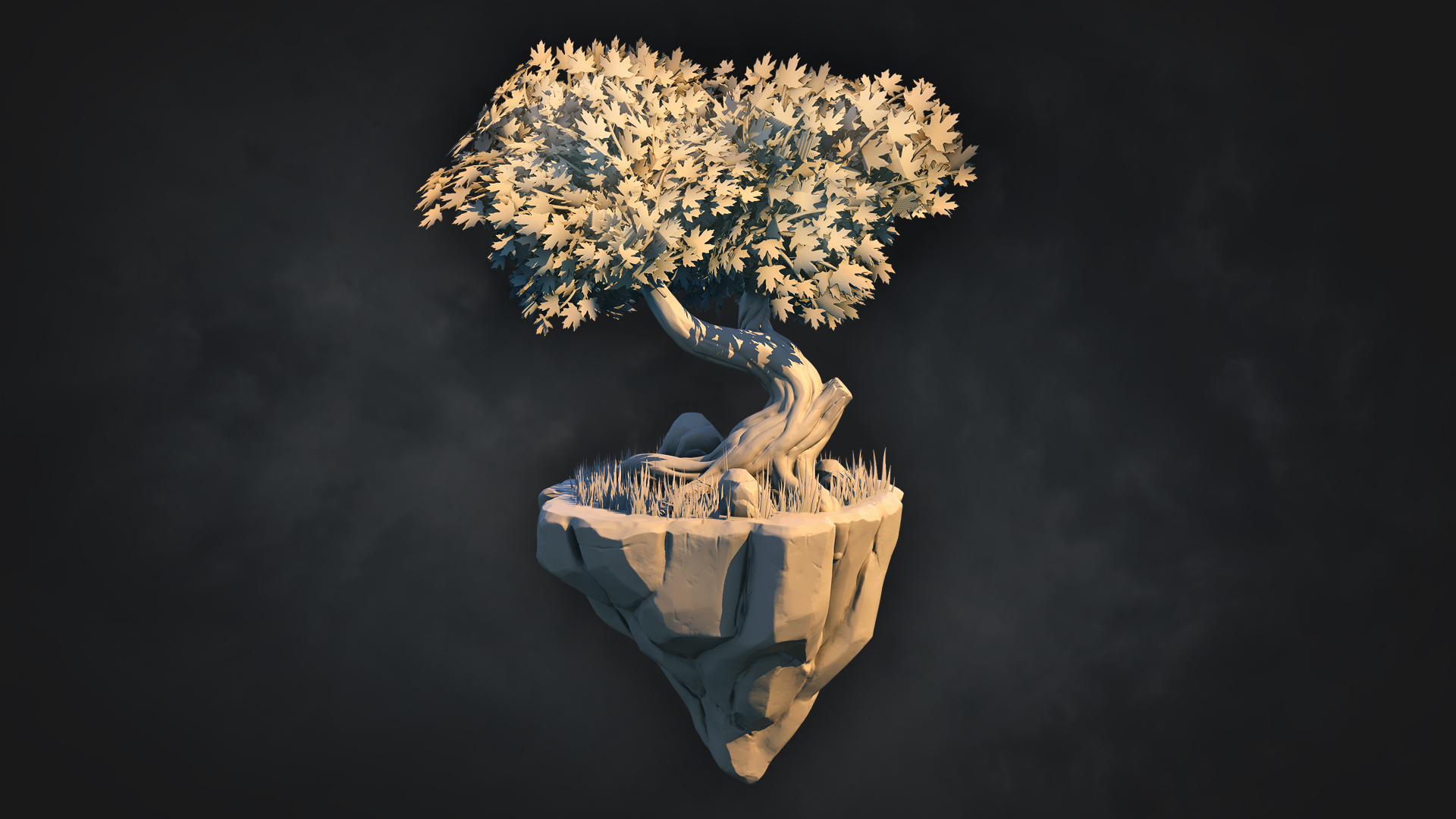 Stylized Forest Sculpting in ZBrush | Pluralsight